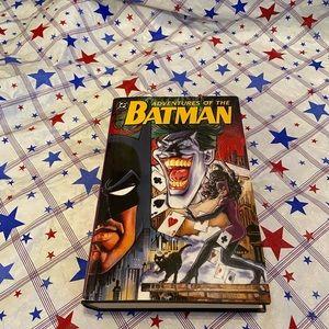 Adventures of the Batman Paperback Book